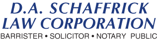 D.A. Schaffrick Law Corporation